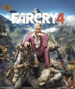 Coperta Far Cry 4