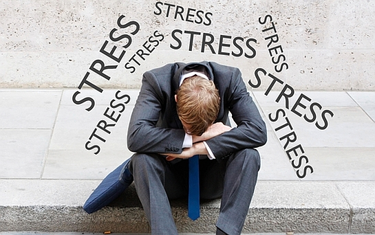 Stres la munca